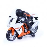 motorka narážecí se zvukem a světlem