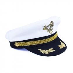 čepice námořník / kapitán, dospělá