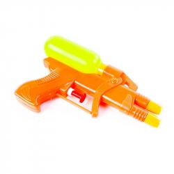 Pištoľ vodná 16,5 cm 3 farby