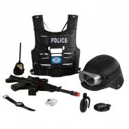 vesta policie s příslušenstvím