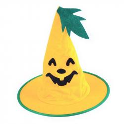 klobúk tekvica / Halloween detský