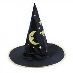 klobúk čarodejnícky / Halloween detský