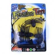 dekorace halloween pavouk