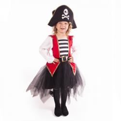 kostým pirátky vel. M