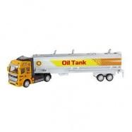 auto kamion s cisternou 32 cm v krabici