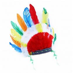čelenka indiánska dospelá