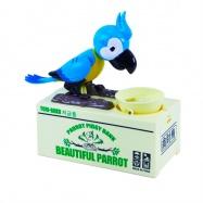 pokladnička hladový papoušek 3 druhy