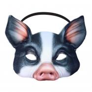 maska prase dětská