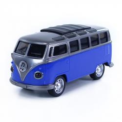Auto/autobus retro se zvukem a světlem