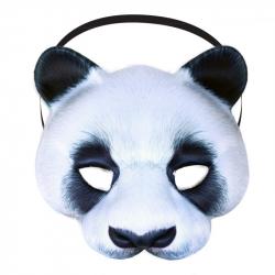 maska panda detská