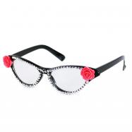 Brýle s růží