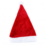 Vánoční plyšová čepice