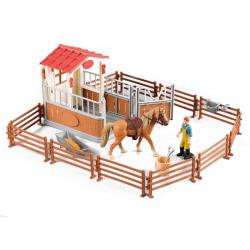 Sada ohrada pre kone sa stajní