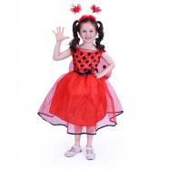Detský kostým lienka (S)