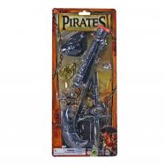 Sada pirátská s příslušenstvím