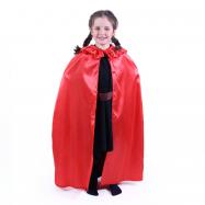 Dětský plášť červená Karkulka