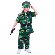 Dětský kostým voják (M)