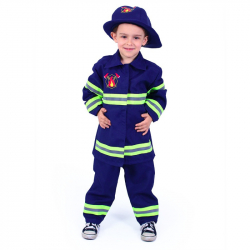 Detský kostým hasič (M)