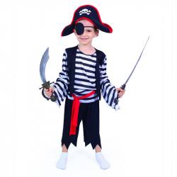 Detský kostým pirát (M)