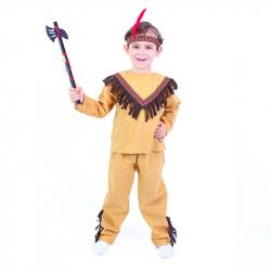 Detský kostým indián (S)