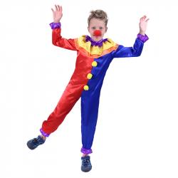 Detský kostým klaun (S)