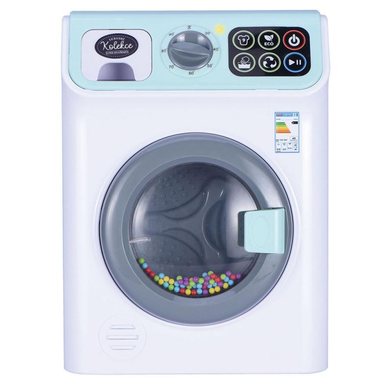Pračka luxusní kolekce, zvuk, světlo