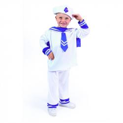 Detský kostým námorník (M)