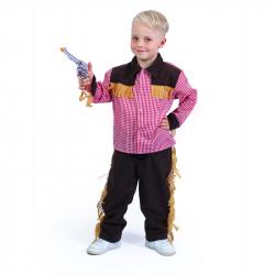 Detský kostým kovboj (S)