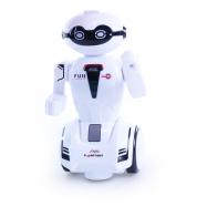 Robot narážacie, zvuk, svetlo