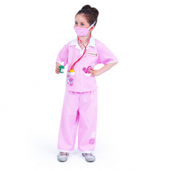 Detský kostým veterinárka (S)