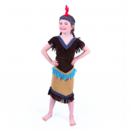 Indyjski kostium dziecięcy (S)