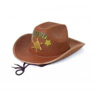 Klobouk šerif, dětský