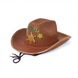Klobúk šerif, detský