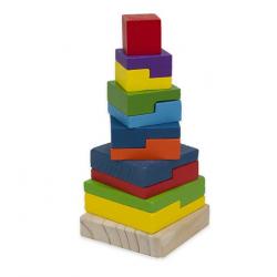 Drevená veža Baby 20 cm