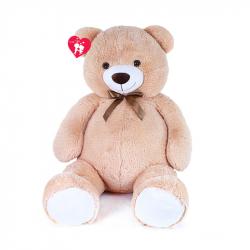 Velký plyšový medvěd Felix s visačkou, 150 cm