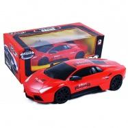 Auto sportovní, červené