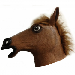 Maska kôň