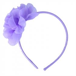 Čelenka kvetina fialová