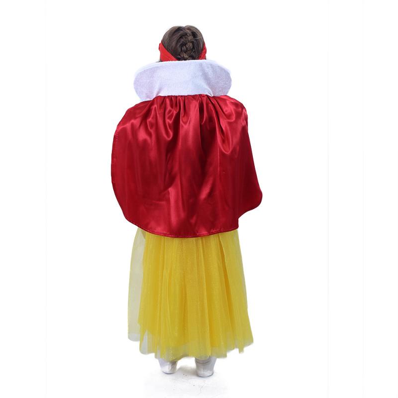 Kostium dziecięcy Królewna Śnieżka (S)