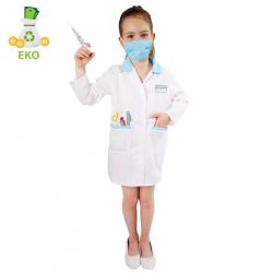 Kostium dziecięcy lekarz (M) EKO