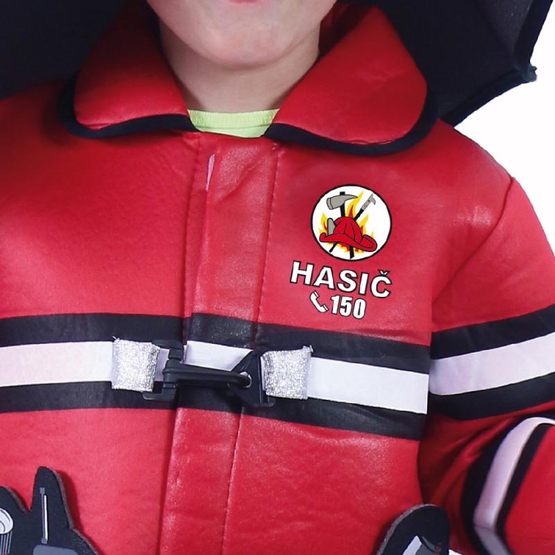 Kostium strażaka dla dzieci (M)