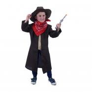 Detský kostým Kovboj (M)
