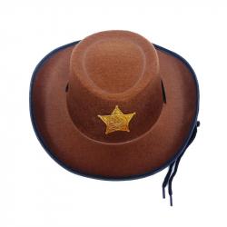 Detský kovbojský klobúk