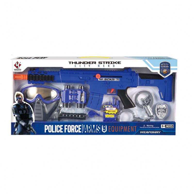 Sada policie s příslušenstvím