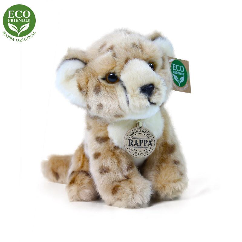 Pluszowy gepard siedzący 18 cm