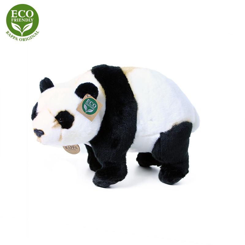 Pluszowa panda 36 cm EKOLOGICZNA