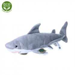 Pluszowy rekin 36 cm EKOLOGICZNY