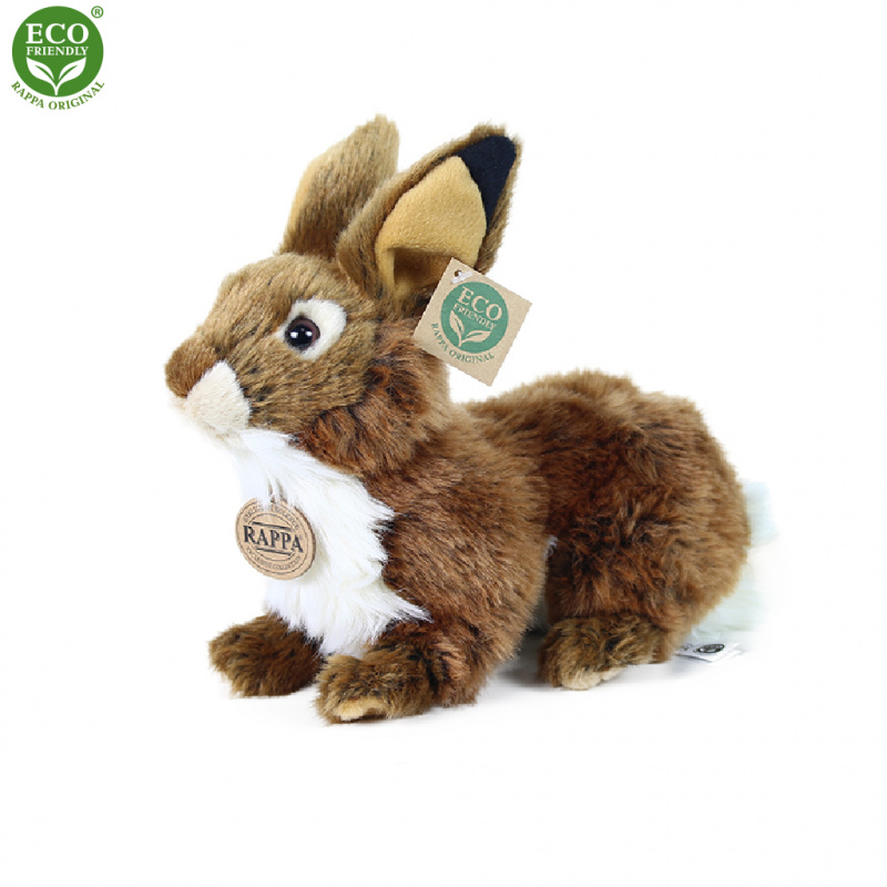 Plyšový zajac 25 cm ECO-FRIENDLY