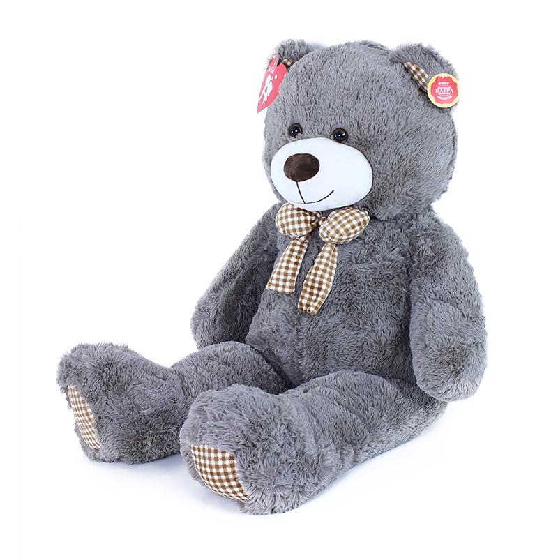 Veľký plyšový medveď Miki s visačkou 110 cm