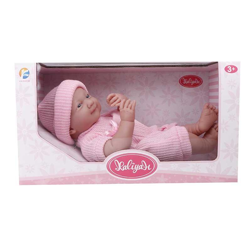 Bábika mimino 38 cm ružové